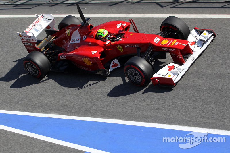 Ferrari Barcelona testing -  Day 4 report