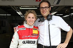 DTM A word with ... Audi's Rahal Frey