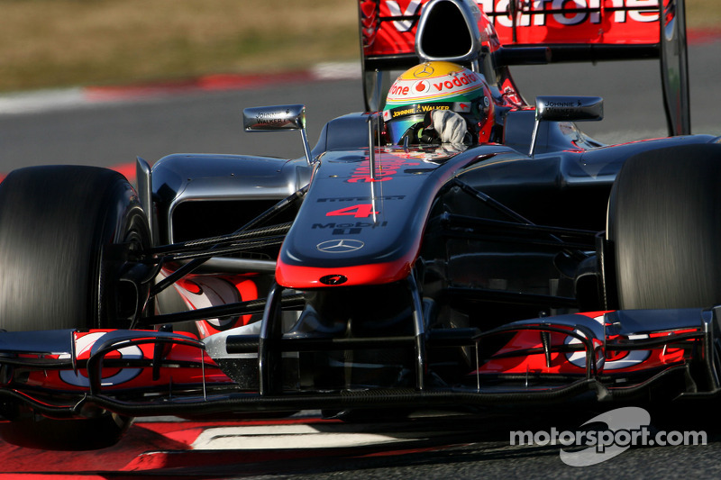 'Game on' as McLaren eyes title glory in 2012
