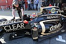 Lotus back on the pace after chassis problem