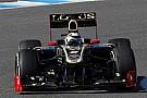 Lotus Barcelona test II -  Day 3 report