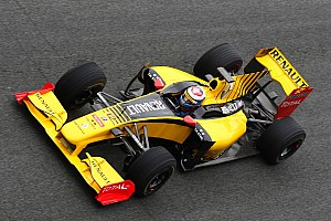 Formula 1 Pirelli announces the new test car for 2012