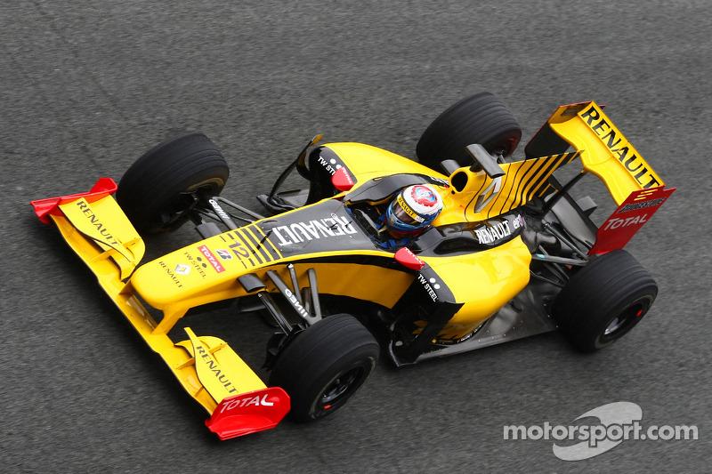 Pirelli announces the new test car for 2012