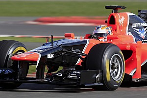 Formula 1 New Marussia car 'good' so far - Glock