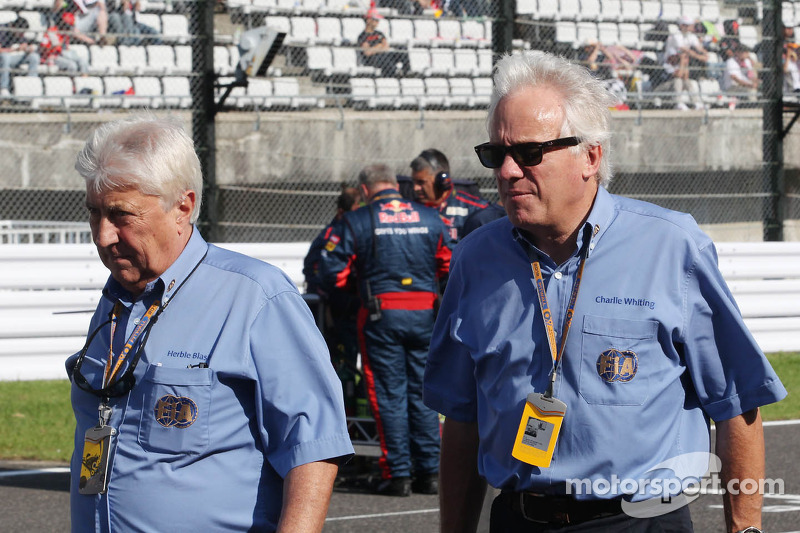 FIA's Charlie Whiting on the new rules for the 2012 F1 season