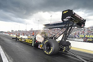 NHRA Gainesville rain delayed Final Eliminations completed
