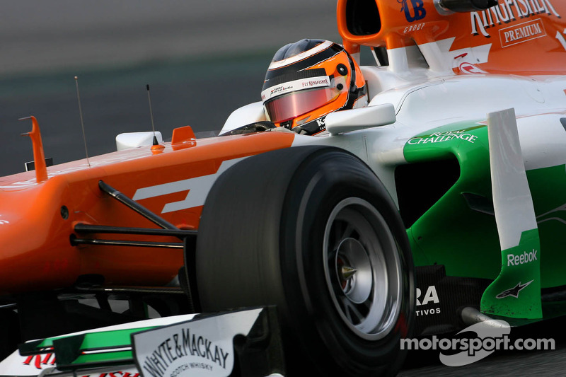 Force India geared up for season opener at Melbourne, Australia