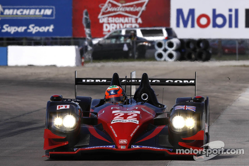 JRM Racing Sebring qualifying report