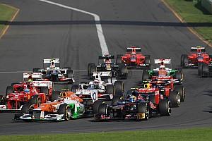 Formula 1 Force India Australian GP - Melbourne race report