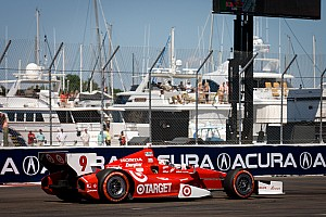 IndyCar Honda Racing St. Pete race report