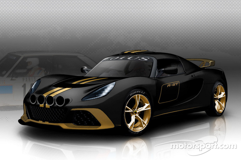 Lotus team joins Czech and Slovak rally championships