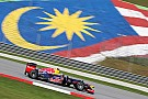 Red Bull Malaysian GP - Sepang qualifying report