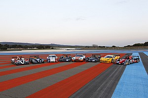 European Le Mans Series ready for 6 Hours at Le Castellet