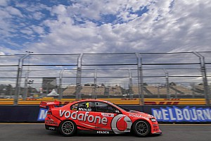 Supercars TeamVodafone prepare for on-track assault at Tasmania Challenge