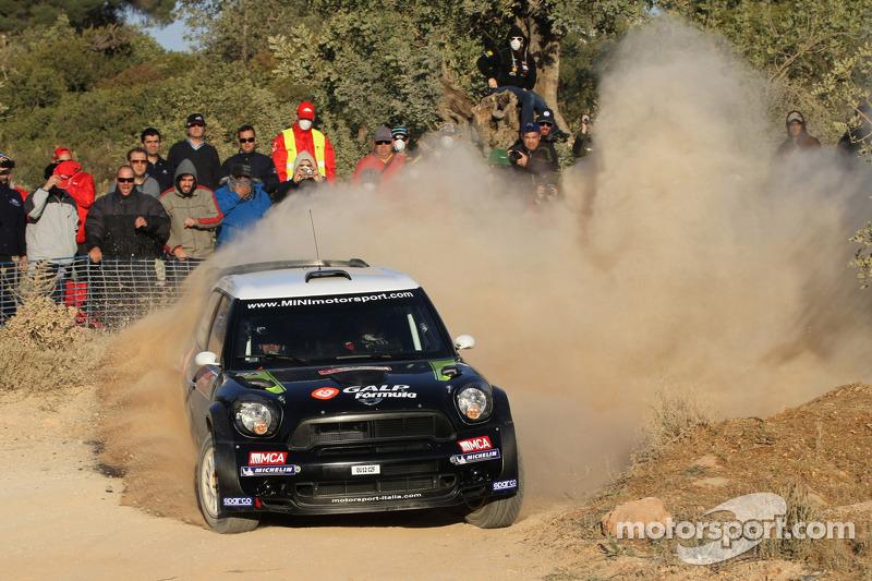Team MINI Portugal Rally de Portugal leg 1 summary