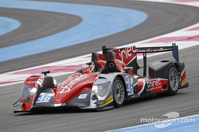 Beche places TDS Racing on pole for the 6 Hours of Le Castellet