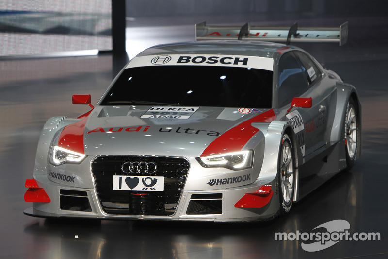 Audi is featured on Motorsport Day