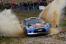 Østberg inherits first WRC victory
