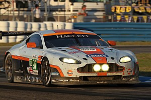 ALMS Aston Martin Racing ready for 2 hour race at Long Beach