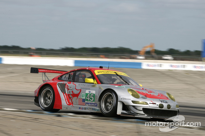 Flying Lizard Ready for the Streets of Long Beach