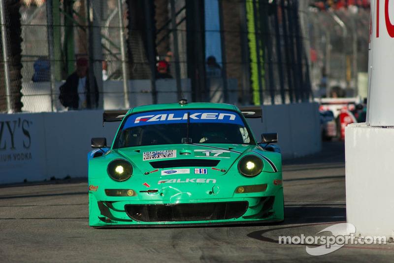 Porsche Long Beach race report