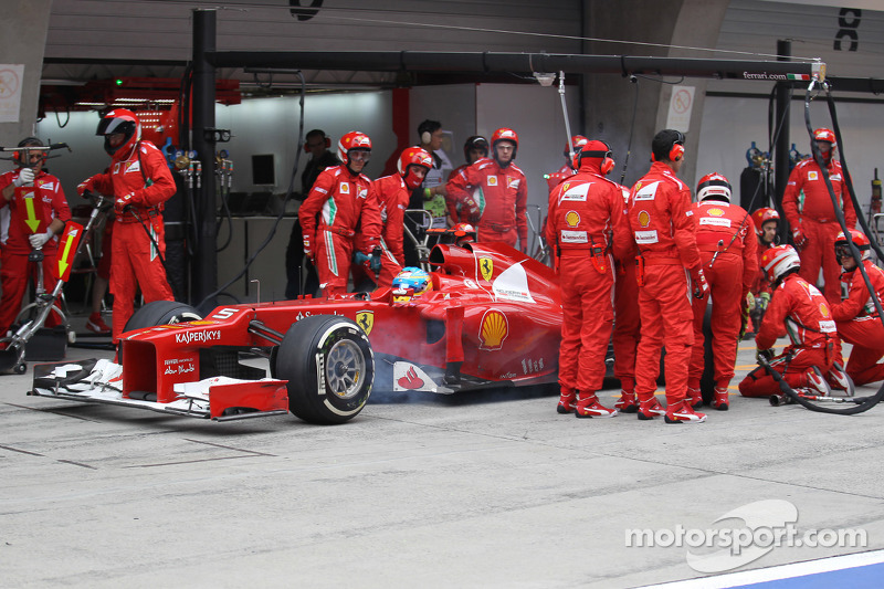Alonso expecting more Ferrari misery in Bahrain
