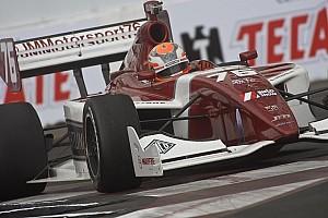 Indy Lights Jeffrey Mark Motorsport Long Beach race report