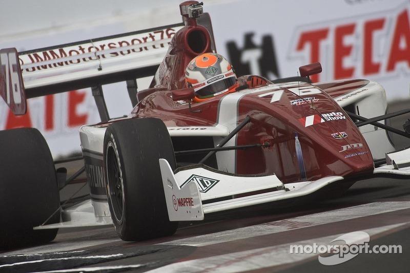 Jeffrey Mark Motorsport Long Beach race report