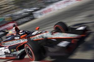 IndyCar Panther Racing Long Beach race report
