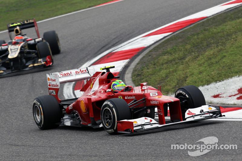 Ferrari Chinese GP - Shanghai race report