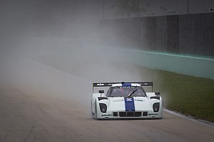 Grand-Am Point leaders' Potolicchio and Dalziel handed Homestead pole due to rain