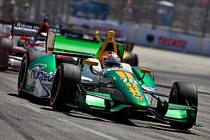IndyCar  Lotus HVM Racing Sao Paulo race report