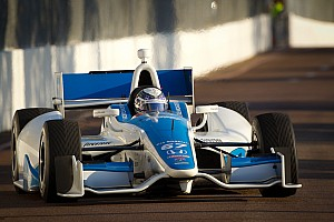 IndyCar Sarah Fisher Hartman Racing Sao Paulo race report