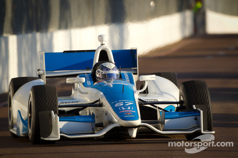 Sarah Fisher Hartman Racing Sao Paulo race report