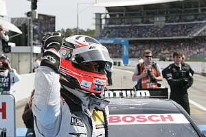 DTM Gary Paffett storms to victory at 2012 DTM season opener in Hockenheim