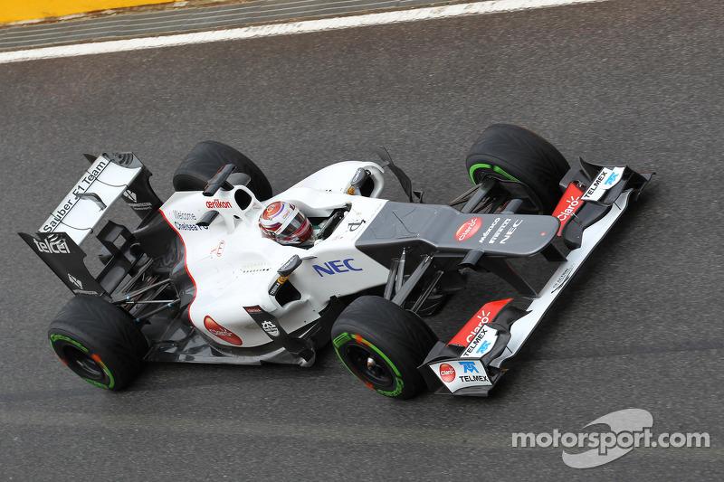 Sauber wins update race at Mugello test opener