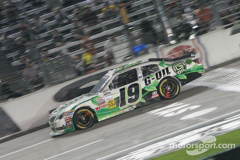 Malsam ready for first Nationwide race at Talladega