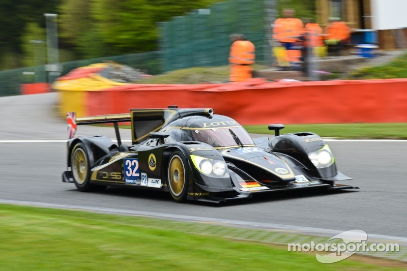 Lotus Racing 6 Hours of Spa qualifying report