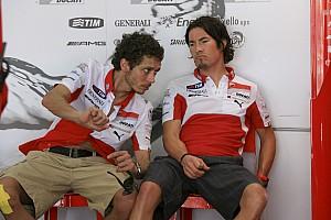 MotoGP Ducati Portuguese GP Friday practice report