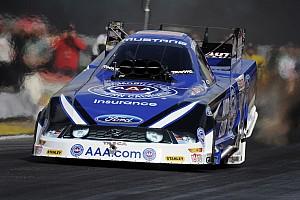 NHRA Series Atlanta Friday qualifying report
