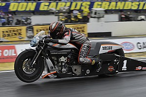 NHRA Series Atlanta final eliminations report