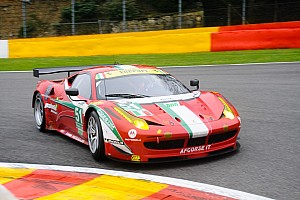 WEC Ferrari 6 Hours of Spa race report