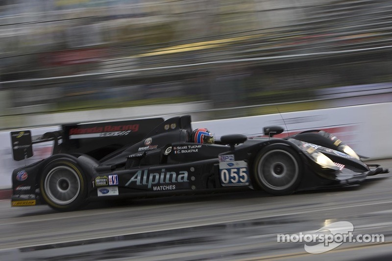 Level 5 Motorsports primed for Laguna Seca