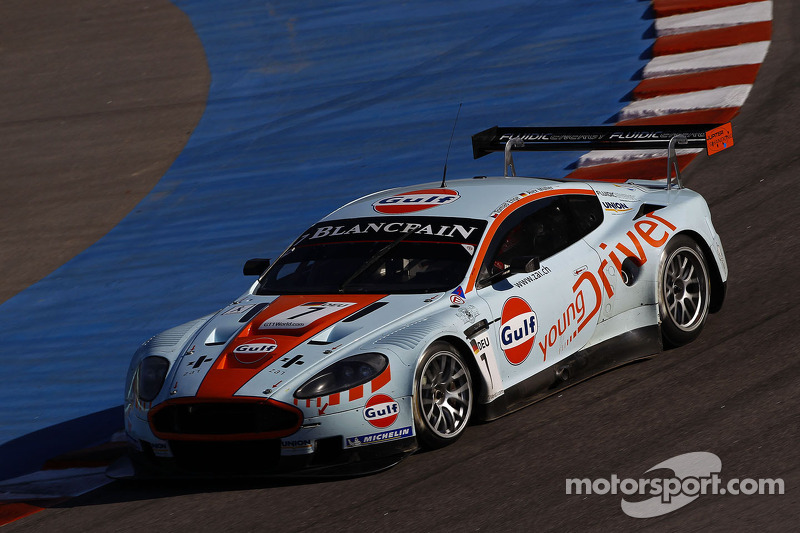Young Driver AMR enters two Aston Martin
