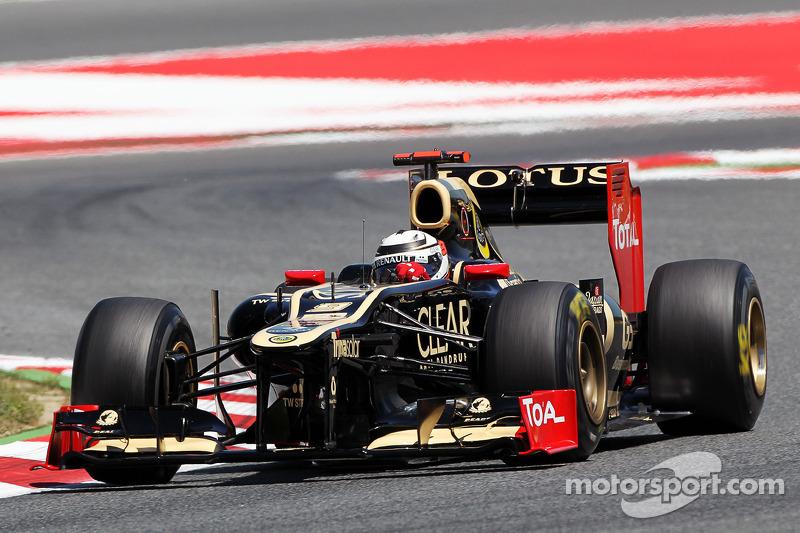 Lotus and Sauber set for Barcelona shock - reports
