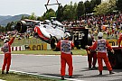 Stewards strip Hamilton of Barcelona pole