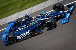 IndyCar KV Racing Indy 500 practice day 4 report