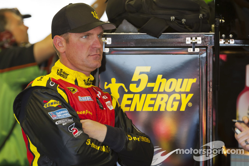 Bowyer to make 4th start in All-Star race at Charlotte