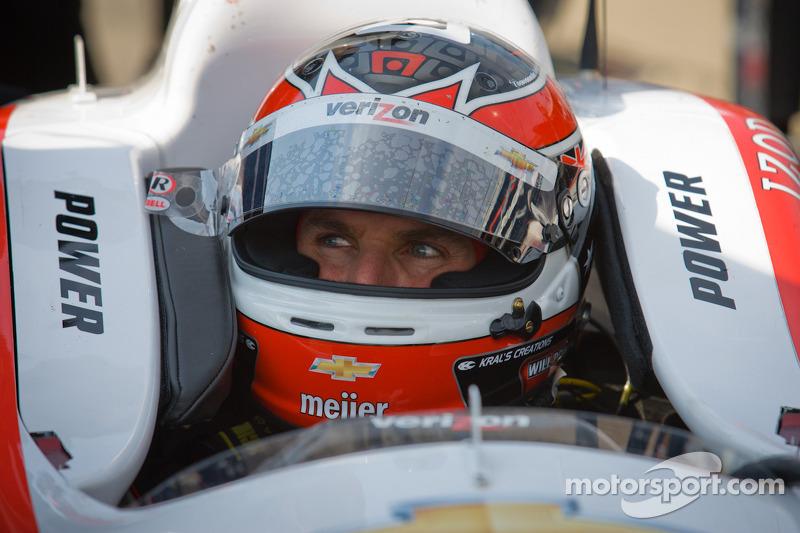 Team Penske Indy 500 practice day 6 report