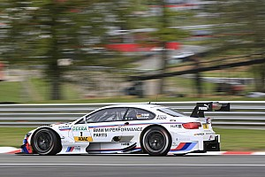DTM Tomczyk fastest as series takes on Brands Hatch Indy circuit